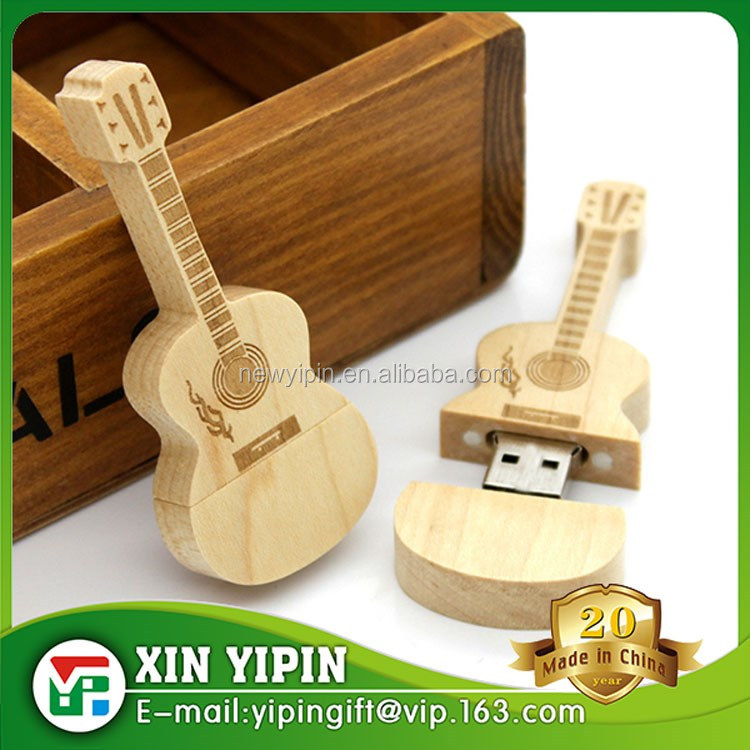 USB flash drive 8G/16G/32G/64G/128G of wooden material USB