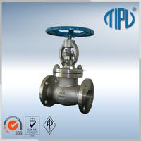 Low price manual operated bronze 6 inch globe valve
