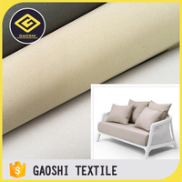 High Quality Factory Price Polyester Pu Coated Oxford Fabric Waterproof Furniture Sofa Upholstery Fabric
