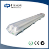 saa c-tick listed industrial tube light fittings with 4Ah ni-mh battery backup