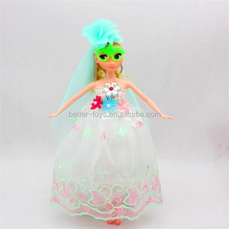 Hot Sale Customized Wholesale Barbiee Doll Pretty Lovely Princess Toys