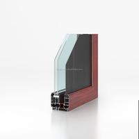 Aluminium Thermal Break Window Profile