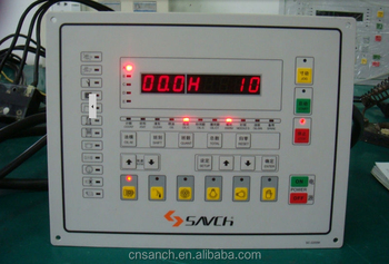 Sanch SC-2200 high performance round knitting machine control panel