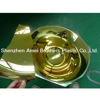 Plastic Electroplating Parts,Christmas Chrome Plating Ball/bell/star/cover  - Buy Plastic Electroplating,Vacuum Formed Plastic,Electroplated Items