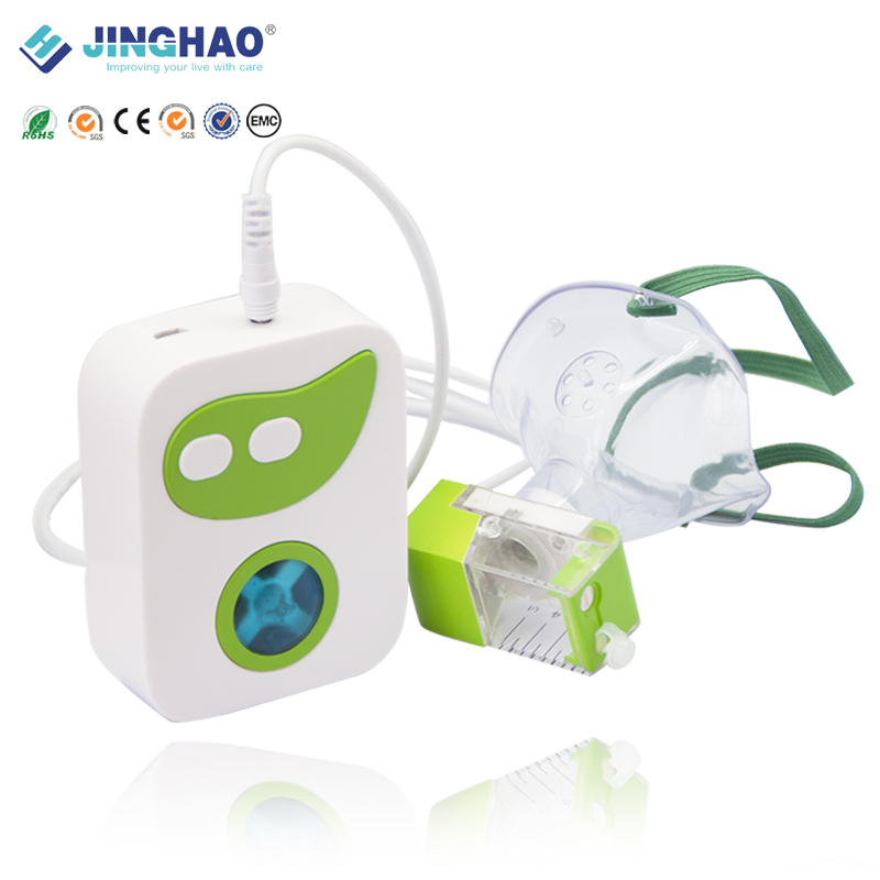 New Portable Nebulizer Machine Rechargeable Ultrasonic Medical Steam Inhaler