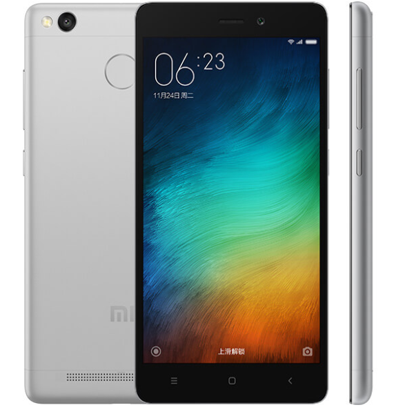 Looking for Distributor Xiaomi Redmi 3S Snapdragon 430 Octa Core Smartphone 4100mAh Battery Fingerprint 2GB RAM 16GB ROM