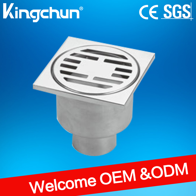 High quality stink prevention grating floor trench drain