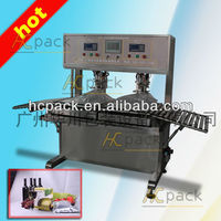 Sunflower oil bag in box filling machine