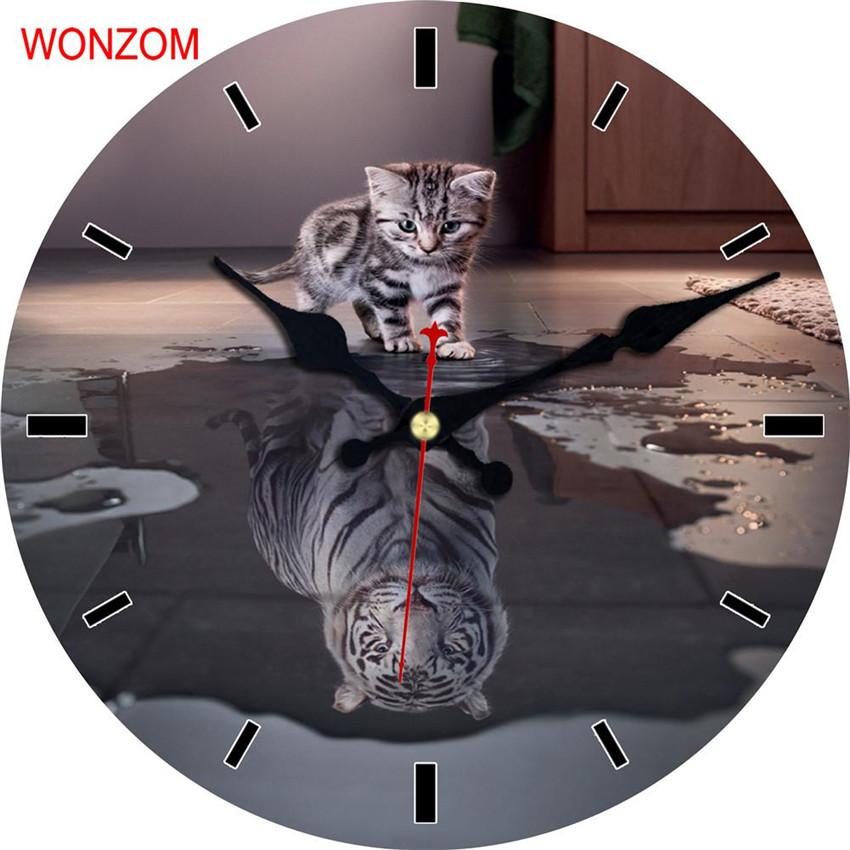 Animale orologio da parete acquista a poco prezzo animale for Orologi da parete grandi dimensioni