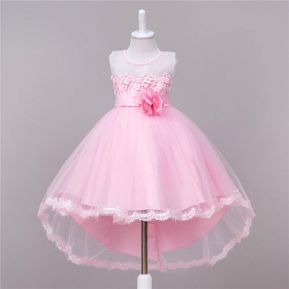 2017 Baby Fancy Girls Party Dress Children Frocks Designs / Hot ...