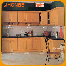 High Quality Top Sale PVC MDF Kitchen Cabinet in 2017