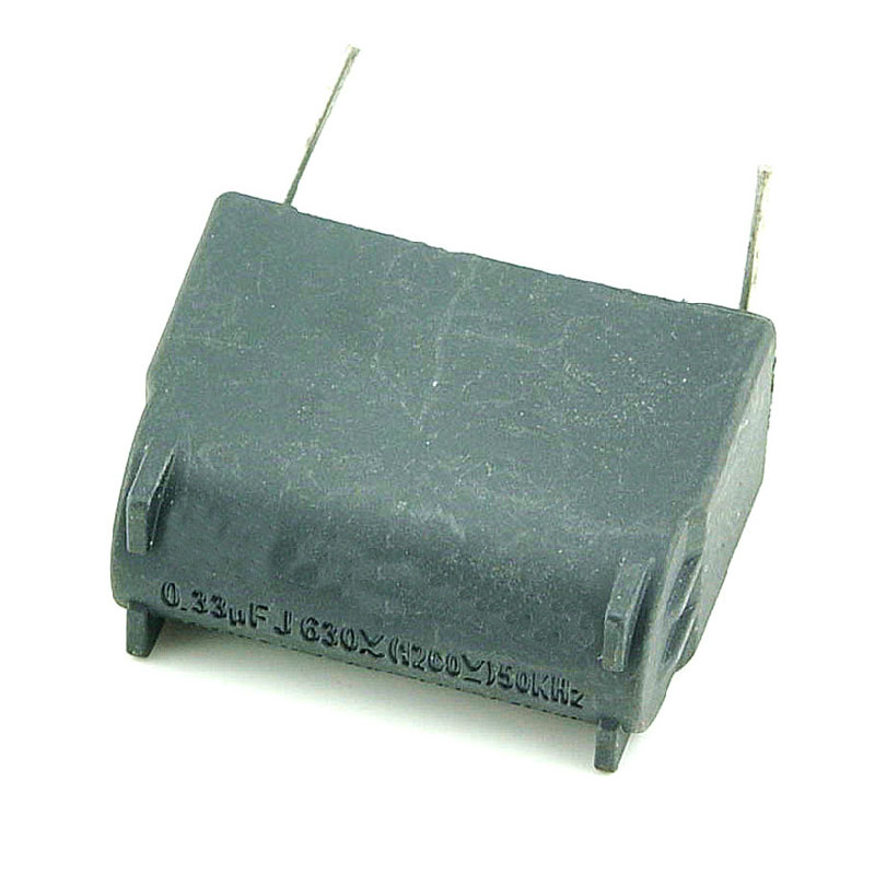 The electromagnetic oven capacitor 1200V 0.33UF high voltage capacitor