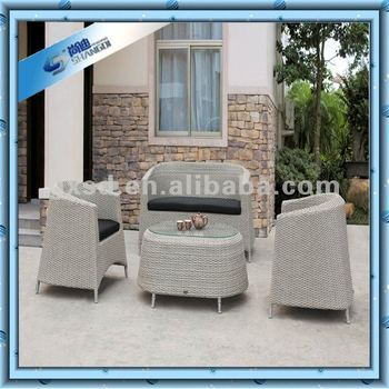 Handmade Furniture Outdoor Waterproof Sofa Patio Furniture Sofa