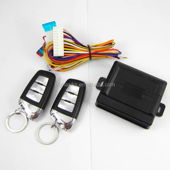 Remote Control Keyless Entry System For Universal Car Central Door