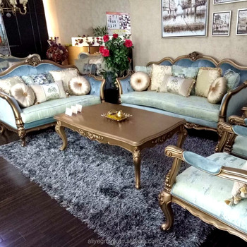 TI 028  Luxury Sofa Set New Designs 2015 Classic Turkish Sofa Furniture