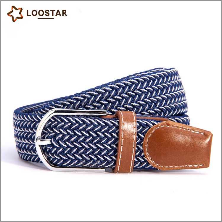 Widely Used Comfortable Best Quality Fabric Woven Belt