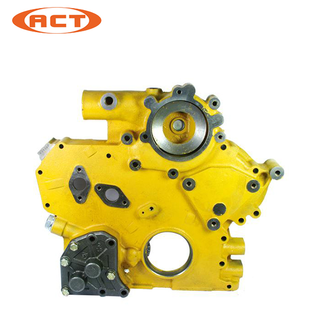 Excavator Engine Spare Part E320 E320C Without inner cooler Oil Pump