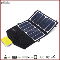 13W Folding Foldable Portable Solar Panel Mobile Phone Charger Kit Solar Camping Mobile MP3/4 Camera Charger