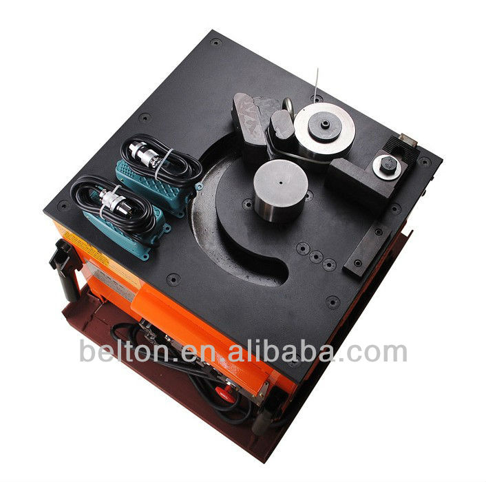 BE-RB-25 steel rod bending machine rebar bending and cutting machines