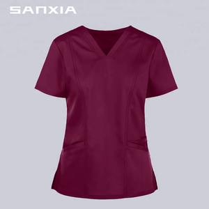 Fashionable Nursing Medical Scrub Uniform Hospital