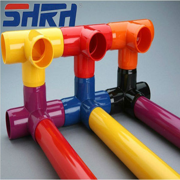 Plastic Colored HDPE Tubing/pe colored tube supplier with factory price