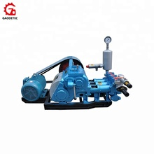 Gaodetec piston and plunger type triplex mud pump for drilling