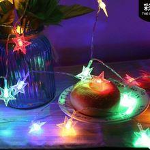 f1cfd9c45fd OEM 20led solar de luz 20 cabezas solar LED de la luz de hadas de Navidad