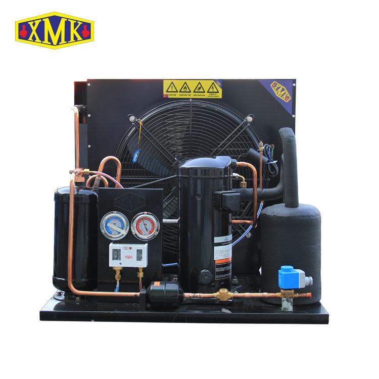 Cold room ขนาดเล็กหน่วยทำความเย็น 3HP ~ 50HP Bitzer/Copeland/Tecumseh mini condensing unit สำหรับขาย