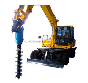 China towable backhoe auger wholesale 🇨🇳 - Alibaba