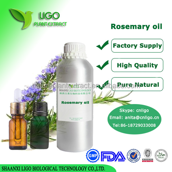 OEM/ODM rosemary oil price, CAS 8000-25-7, 100% pure and natural