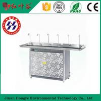 floor standing electrical water cooler / dispenser