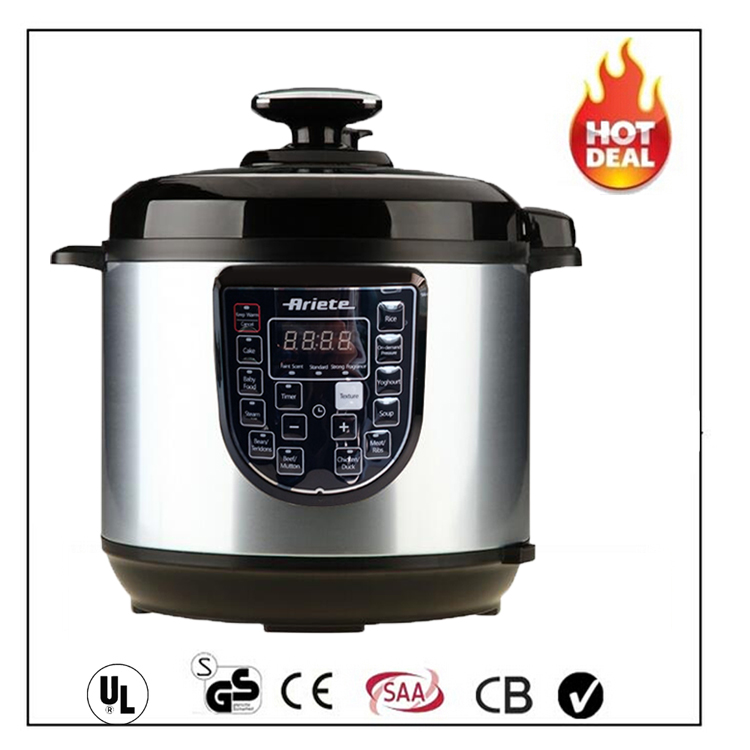 what are the parts of rice cooker and its function
