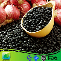 Health care product black bean peel extract organic plant extract 10:1