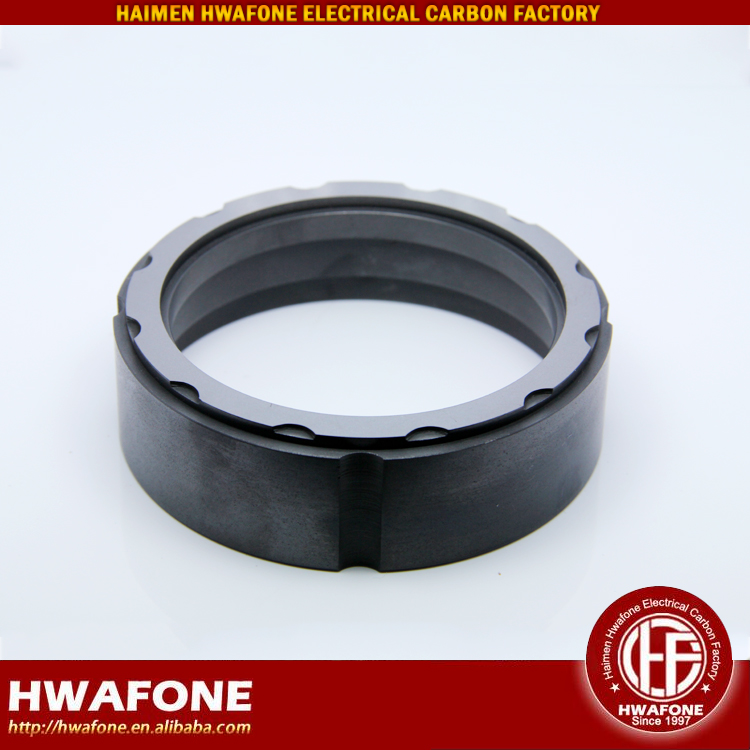 High Strength antimony graphite, antimony carbon graphite seal ring