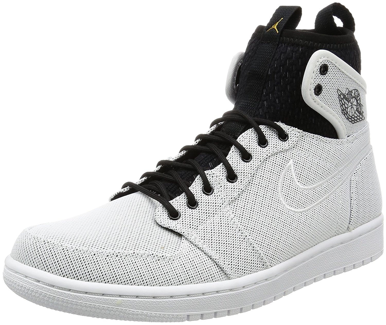 620551dbe89 Get Quotations · Nike Jordan Men's Air Jordan 1 Retro Ultra High Basketball  Shoe