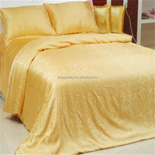 Wholesale Economy Silk Bedding Set Adult 100% Silk Bed Sheets