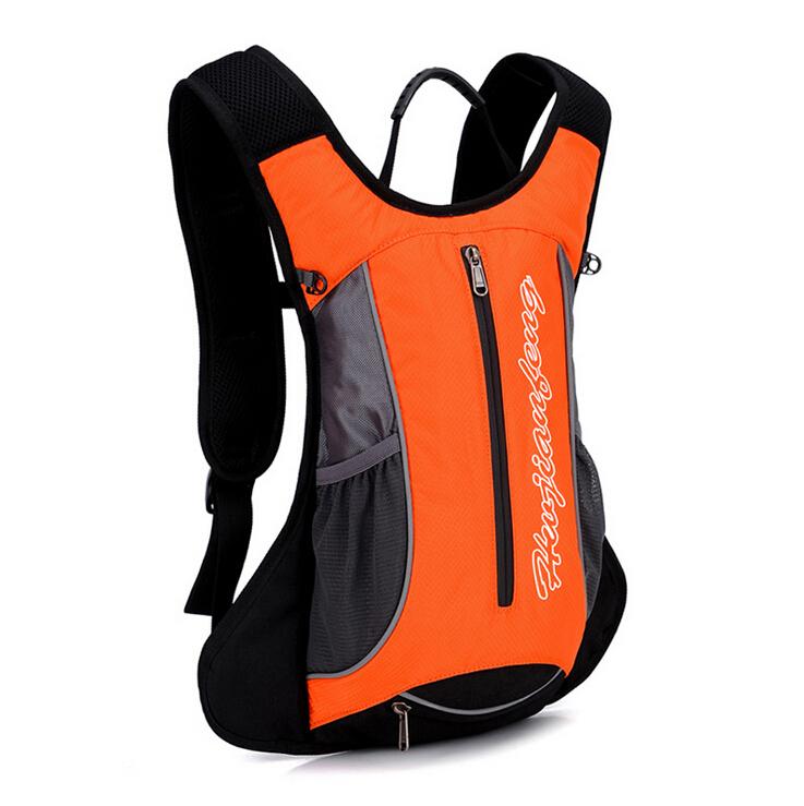 Bicycle Bag Outdoor Cycling Climbing Travel Marathon Hold Water Waterproof Backpack Running Bike 12l
