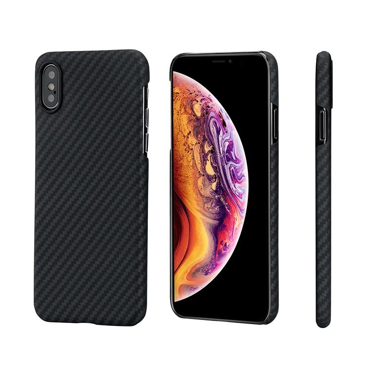 2019 New Super Strong Ultra Thin Super Light Aramid Fiber for iPhone X Xs XR Xs Max