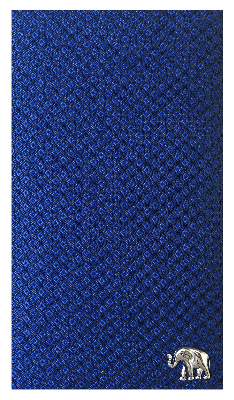 Indigo Silk Blend Waitstaff Organizer Guest Check Presenter, Check Holder for Restaurant, Guest Check Book Holder, Restaurant Server Book, Waitstaff Organizer Book (With Plastic Covers)
