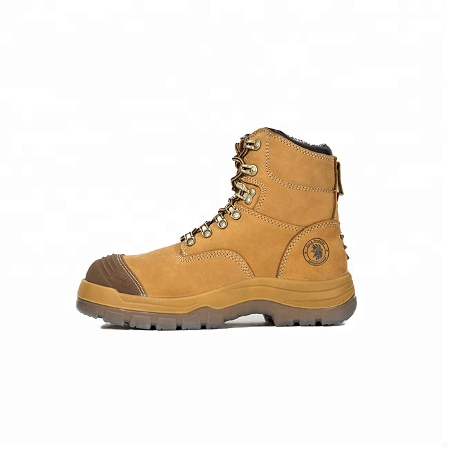 Amazon shoes oil shoes high temperature resistant custom factory safety safety resistant resistant slip construction IBIHr
