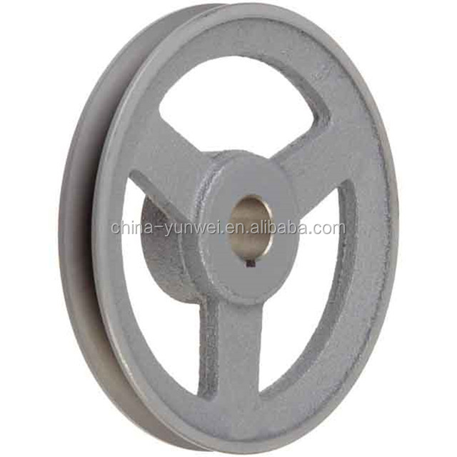 Precision ISO9001 ODM Brass Pulley