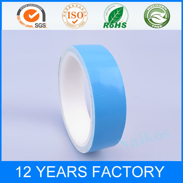 Fiberglass Double Side Heat Transfer Adhesive Insulation Tape