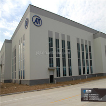 Widely used low cost industrial steel structure warehouse