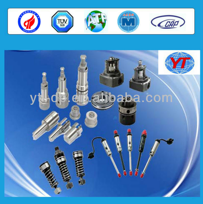Diesel Engine Spare Parts Nozzle Plunger Rotor Head Delivery Valve