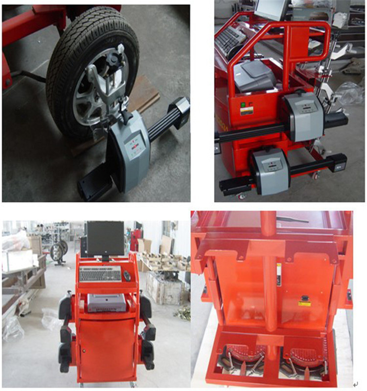 3D Wheel Alignment SDS-990