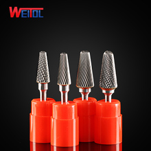 Weitol 6mm carbide bone carving tools rotary burrs for power tools