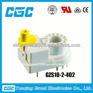 china,indian color TV CRT socket, CRT base,CRT holder