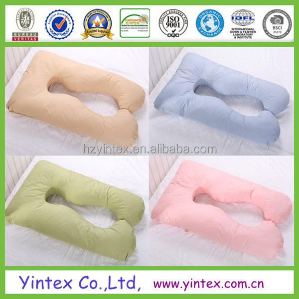 New Stlye Soft Breastfeeding Large U Shape Body Pillow
