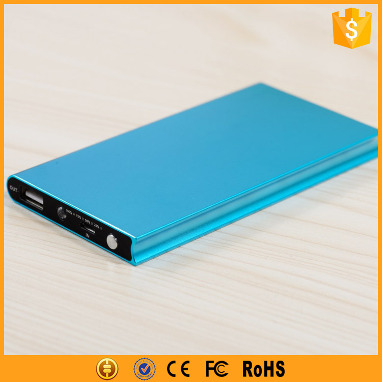 High Quality Portable Mobile Power Bank 4000mah For Blueberry Phone