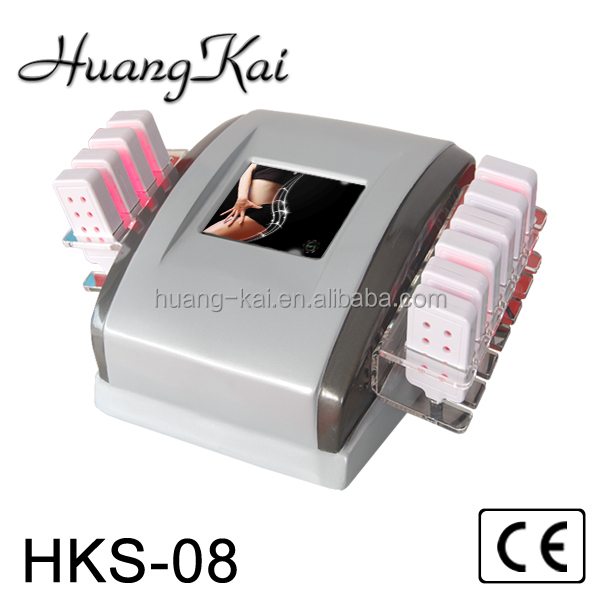 Professional hot lipo laser slimming for spa salon
